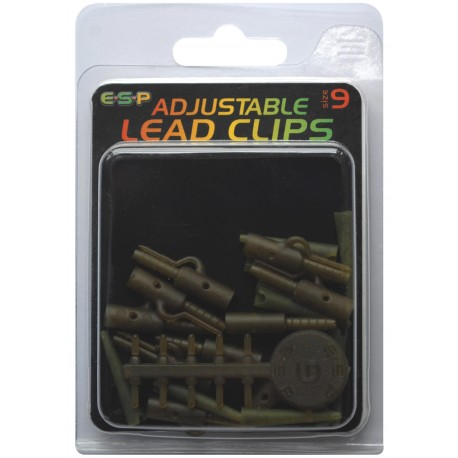 LEAD CLIPS ADJUSTABLE